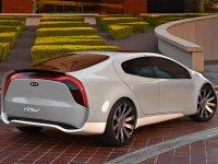Первый электромобиль Kia будет в 2013 году