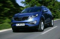 Официальные снимки Kia Sportage нового поколения