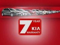 Реклама семилетней гарантии автомобилей Kia попала под запрет