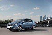 Новый Kia Rio включен номинацию конкурса Автомобиль года 2012 в Европе