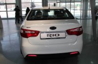 � ���������� ����������� ����� KIA Rio