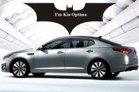 Kia Optima посвященная супергерою!