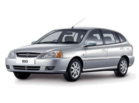 Kia Rio 2003