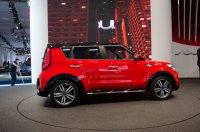 Во Франкфурте представили новое поколение Kia Soul