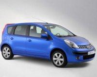 Семейное авто: Nissan Note