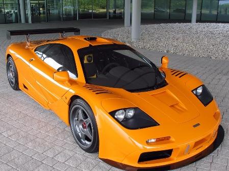 Фото нового McLaren P1 GTR