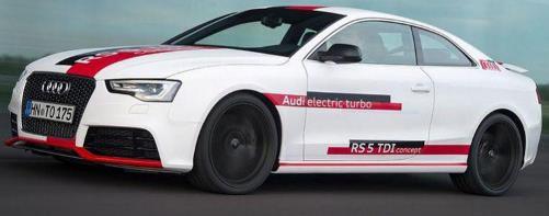 Новый концепт от Audi