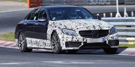 фотография нового Mercedes-Benz C-класса