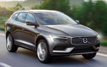 фото новой Volvo XC90