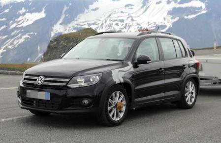 фотография нового Volkswagen