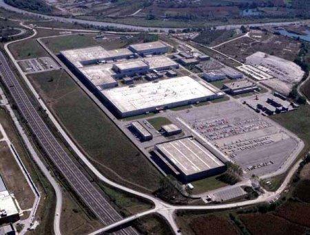завод Toyota в Южной Африке