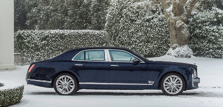 Фотография Bentley Mulsanne