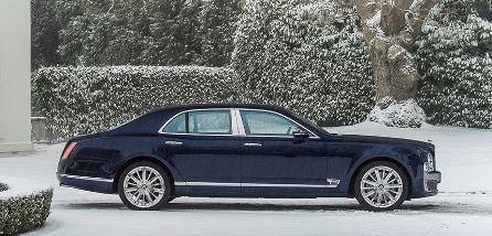 ���������� Bentley Mulsanne