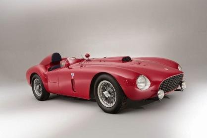 Фото Ferrari 375-Plus Spider Competizione