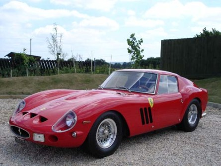 Фото Ferrari 250 GTO