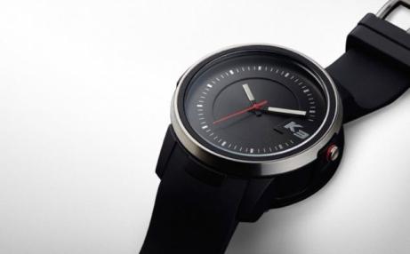 Часы от Kia