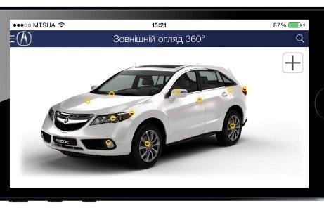 Программа для Apple iManual Honda
