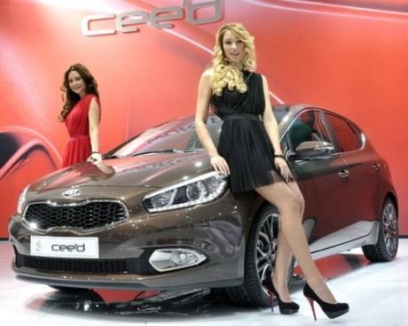 Kia Ceed GT 2013