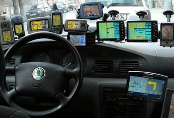 Фото автомобильных навигаторов