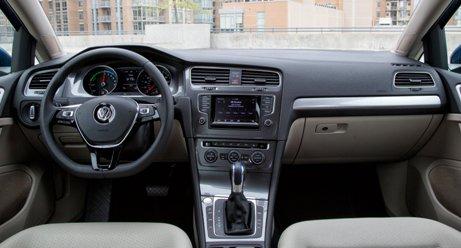 Салон Volkswagen