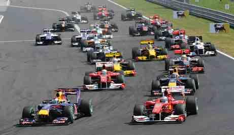 Гонки Formula 1
