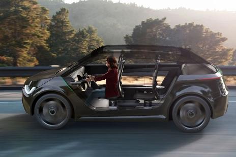 Автомобиль будущего от IDEO