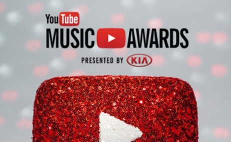 Киа партнер YouTube Music Awards