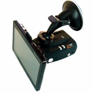 Bellfort GR55 Smart - GPS-навигатор и радар-детектор