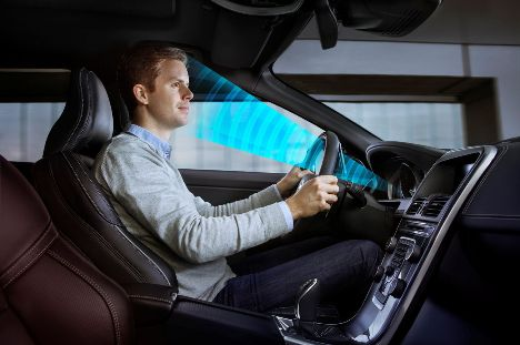 Система определения лица водителя