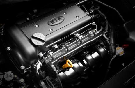 Новый двигатель Киа Рио