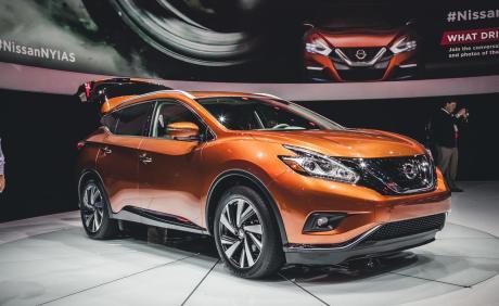 Фото Nissan Murano 2015
