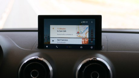 Программа Android Auto
