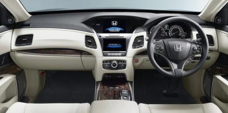 Honda Legend 2015 салон