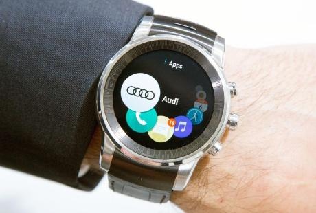 Умные часы LG Audi