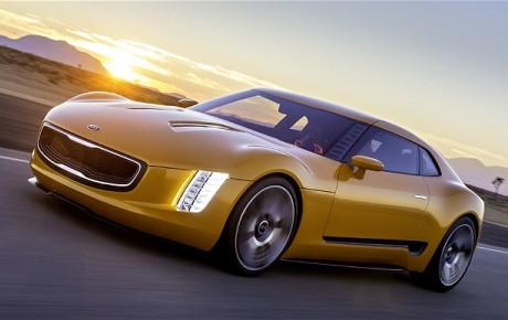 Концепт Kia GT4-Stinger