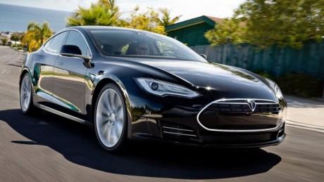 Электрокар Тesla Model S