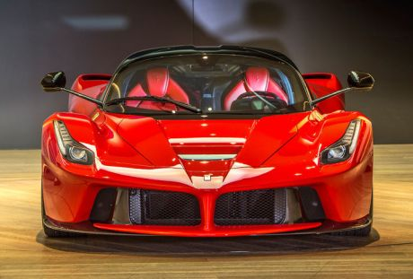 Фото Ferrari LaFerrari