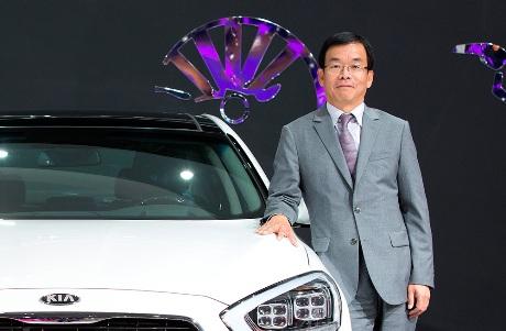 Директор Kia Motors