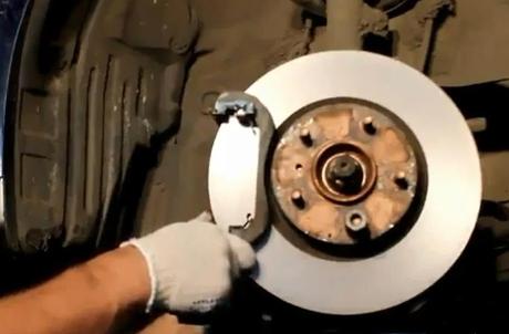 Тормозной диск Киа Рио