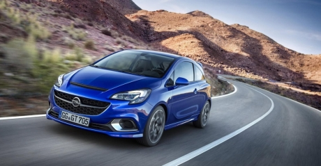 Фото Opel Corsa OPC