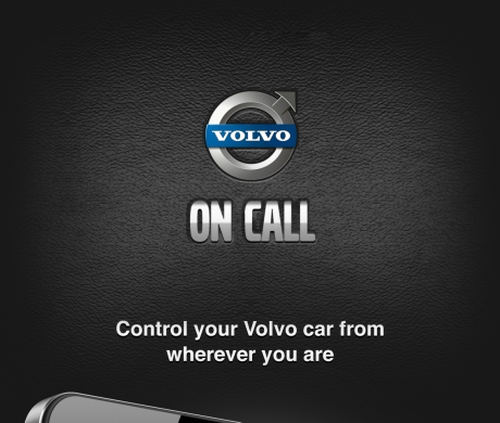 Система Volvo On Call