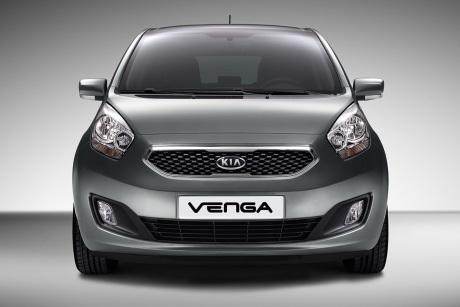 Новая Kia Venga 2015