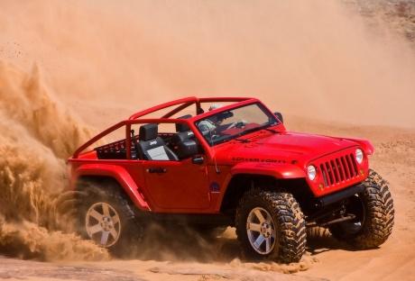 Фото внедорожника Jeep