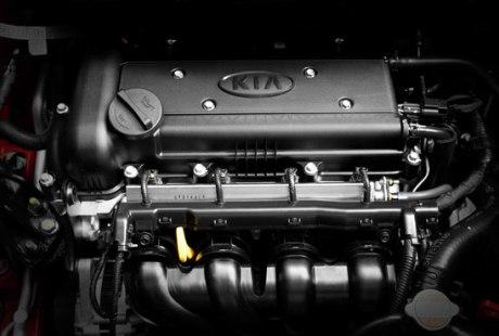 Современный мотор Kia Hyundai