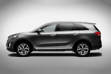 Продажи Kia Sorento новой генерации на российском рынке начнутся уже в июле