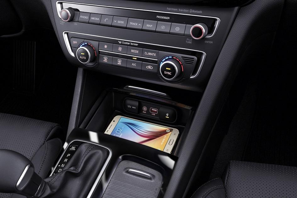 New Kia Optima - interior #3.jpg