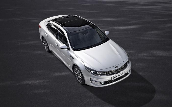 New Kia Optima - exterior #2.jpg