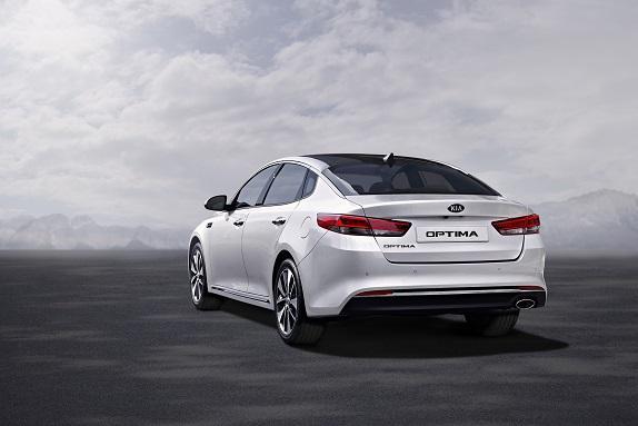 New Kia Optima - exterior #1.jpg
