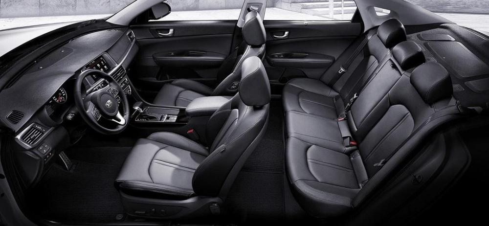 New Kia Optima - interior #1.jpg