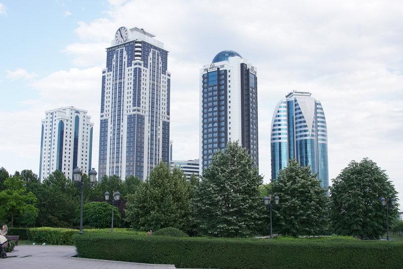 Чечня 2018 моими глазами (МНОГО ФОТО)